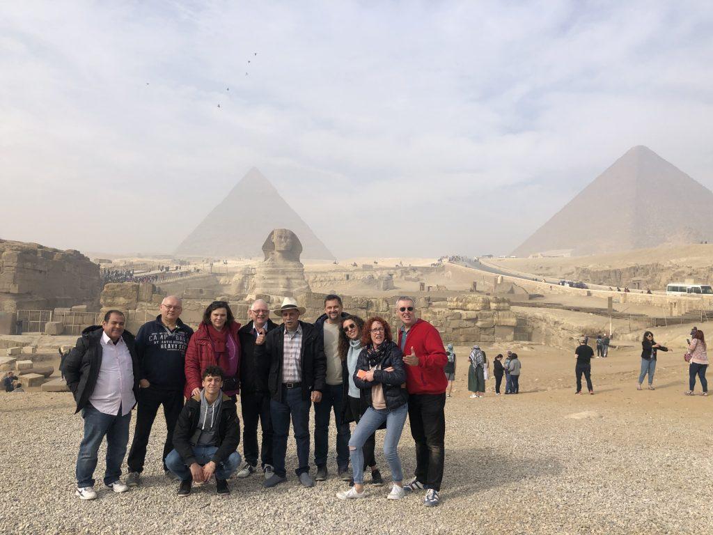 Mastermindreise 3 Ägypten 2020 SEIn Unternehmer Netzwerk