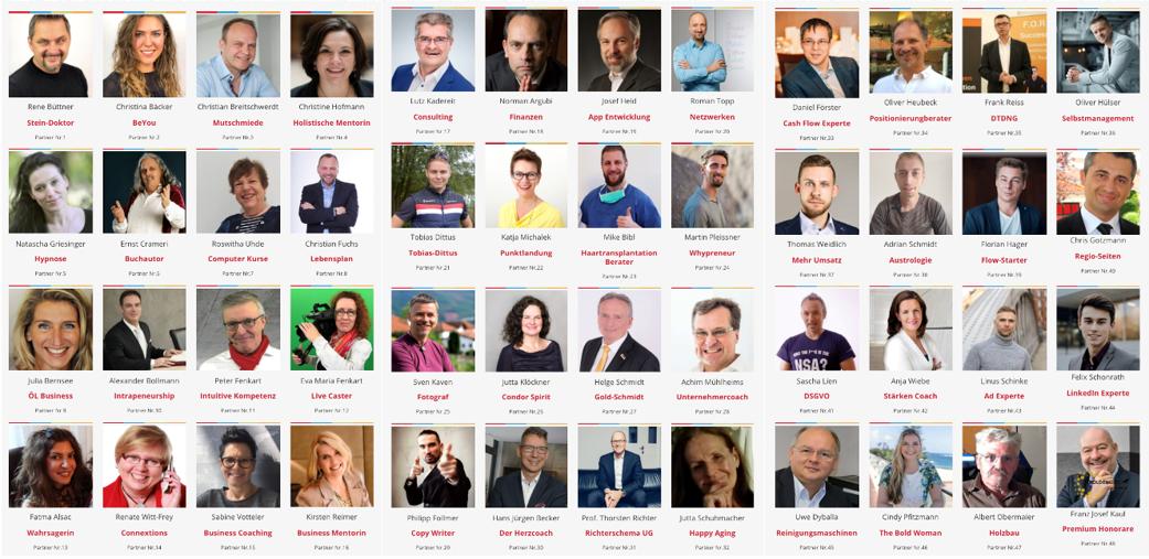 Unternehmernetzwerk - Barter Business . Unternehmerkanal